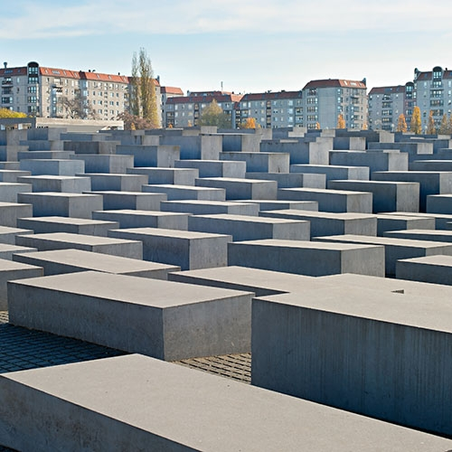 Memorial of the murdered Jews